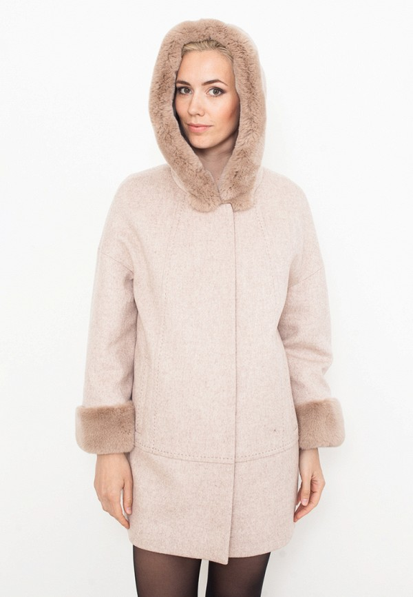 где купить  Пальто Prima Woman Prima Woman MP002XW1ACEE  по лучшей цене