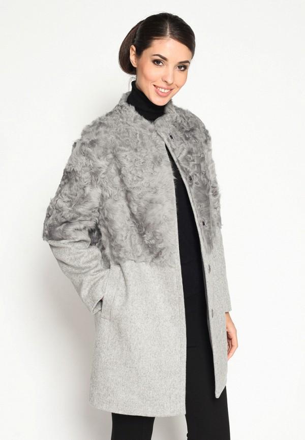 где купить  Пальто Prima Woman Prima Woman MP002XW1ACEL  по лучшей цене