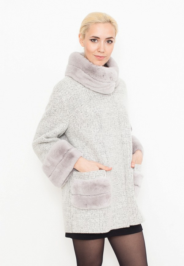 Пальто Prima Woman Prima Woman MP002XW1ACER пальто prima woman prima woman mp002xw1acen