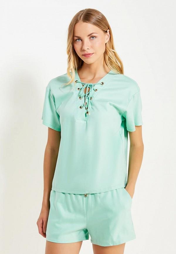 Фото Комплект блуза и шорты Mazal. Купить с доставкой