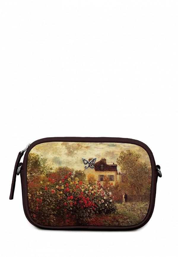 Сумка Mahaon Mahaon MP002XW1ADS7 кошелек коллекция mahaon цветы нат кожа