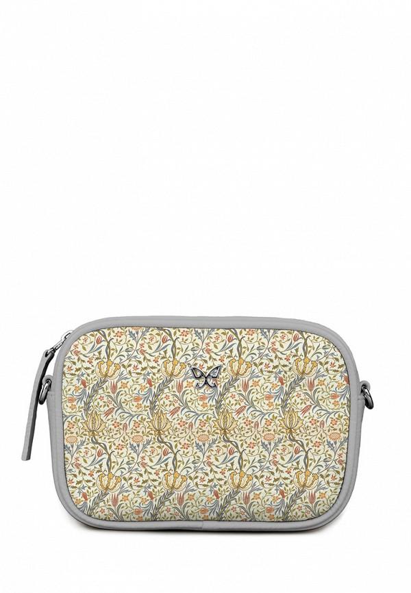 Сумка Mahaon Mahaon MP002XW1ADSD махаон женская сумка с принтом цветы кожаная mahaon