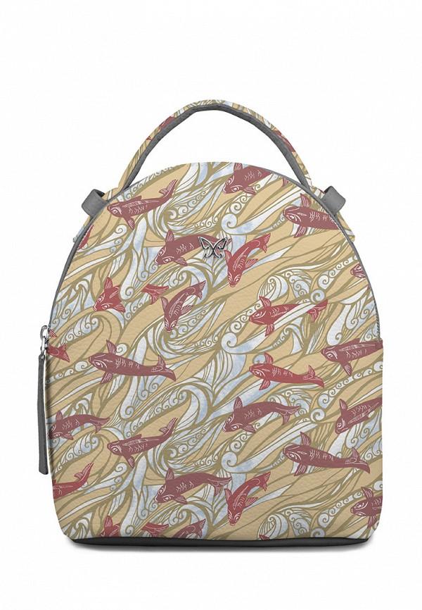 Рюкзак Mahaon Mahaon MP002XW1ADSI махаон женская сумка с принтом цветы кожаная mahaon