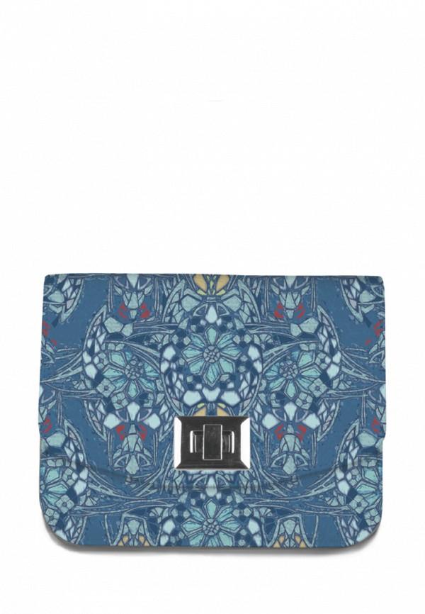 Сумка Mahaon Mahaon MP002XW1ADSK махаон женская сумка с принтом цветы кожаная mahaon