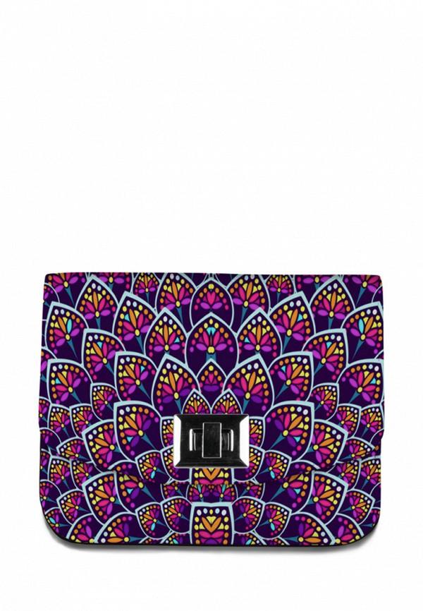 Сумка Mahaon Mahaon MP002XW1ADST махаон женская сумка с принтом цветы кожаная mahaon