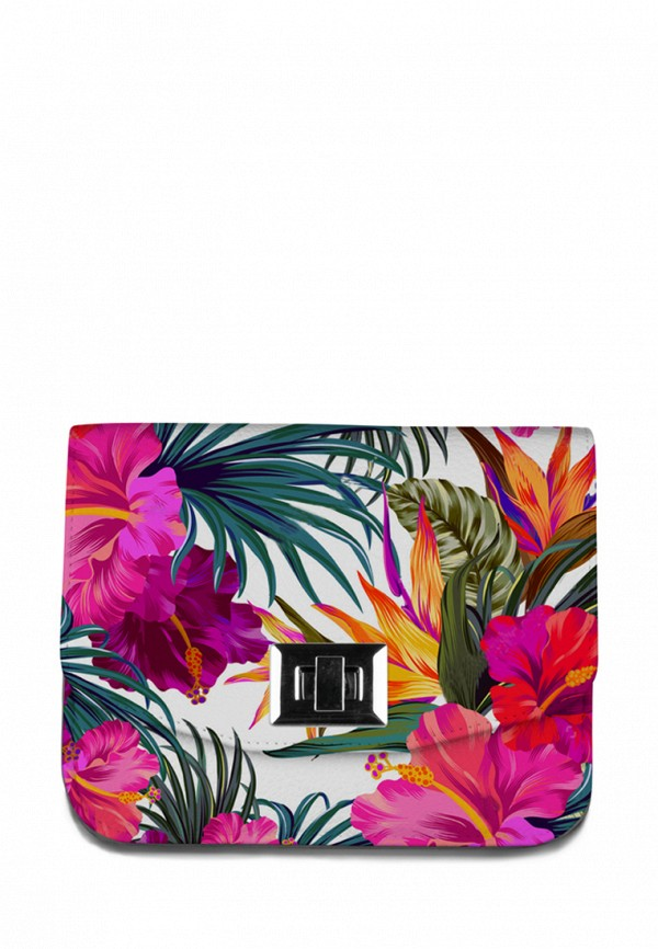 Сумка Mahaon Mahaon MP002XW1ADSV махаон женская сумка с принтом цветы кожаная mahaon