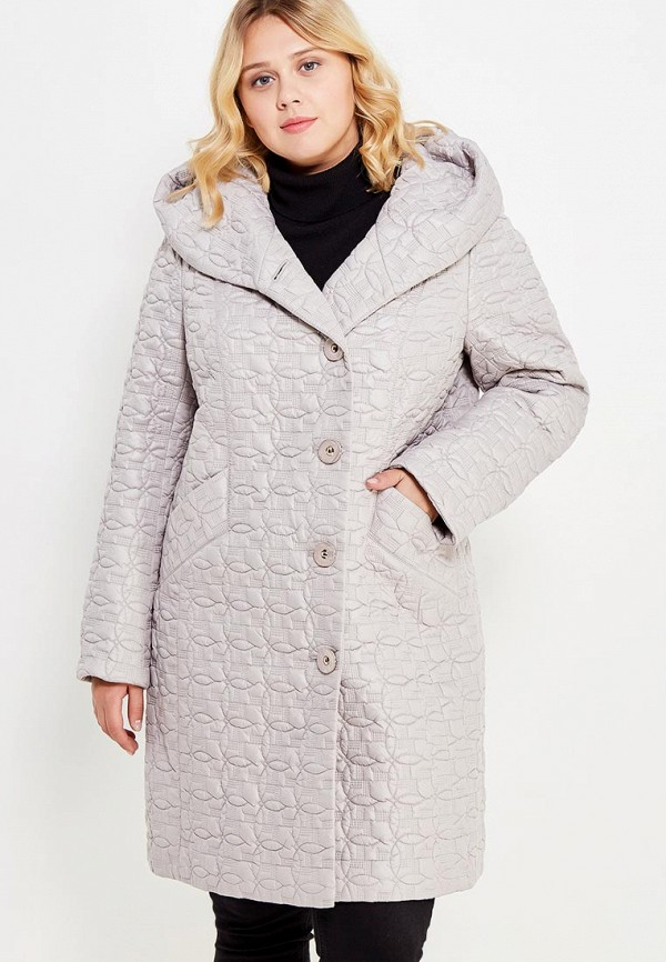 Купить Куртка утепленная Brillare, MP002XW1AE6A, бежевый, Осень-зима 2017/2018