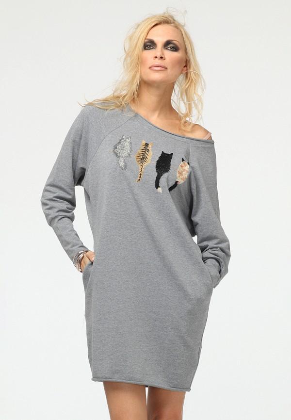 Платье Kata Binska Kata Binska MP002XW1AE7C бриджи kata binska бриджи