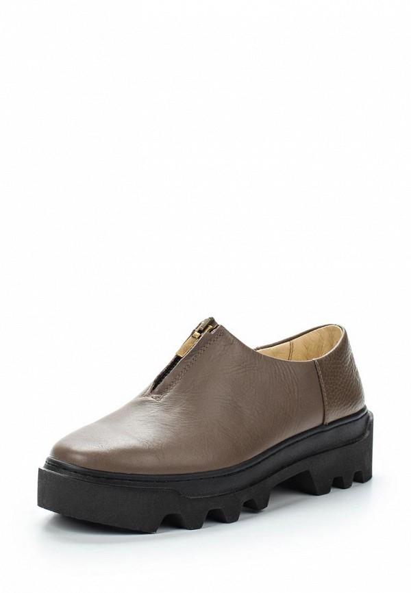 Купить Ботинки Poblenou, MP002XW1AFUG, коричневый, Осень-зима 2017/2018