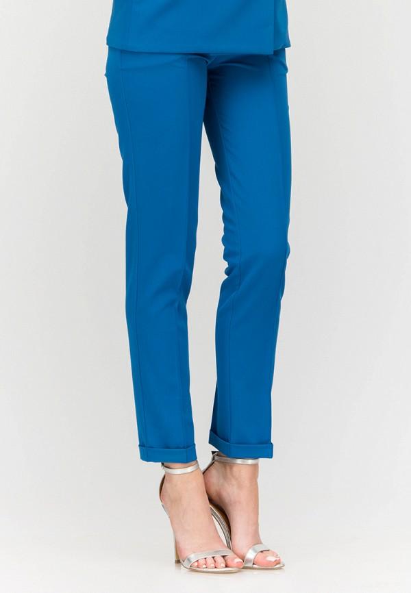 Фото - женские брюки Navy синего цвета