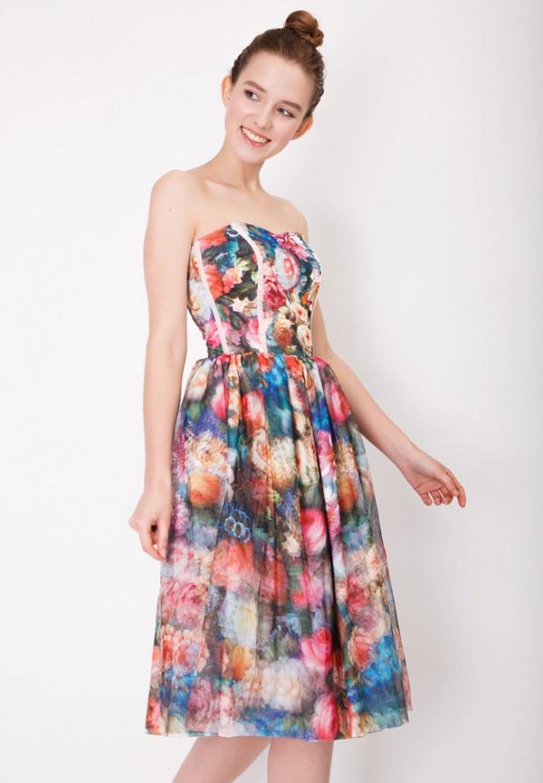 Платье Katya Erokhina Katya Erokhina MP002XW1AHGU юбки katya erokhina юбка police honey
