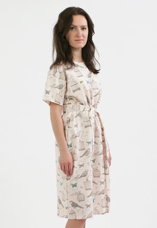 Купить Платье Monoroom, MP002XW1AHSV, розовый, Осень-зима 2017/2018