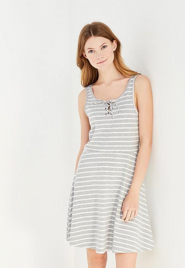 Купить Платье Colin's, MP002XW1AIQ5, серый, Осень-зима 2017/2018