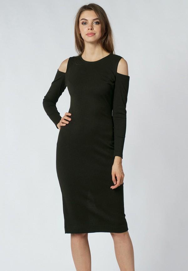 evercode платье 1604 1210 1230 кофейный Платье Evercode Evercode MP002XW1AIV3