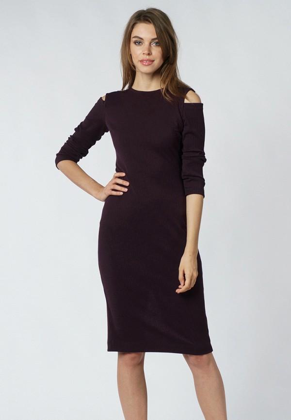evercode платье 1604 1210 1230 кофейный Платье Evercode Evercode MP002XW1AIV5