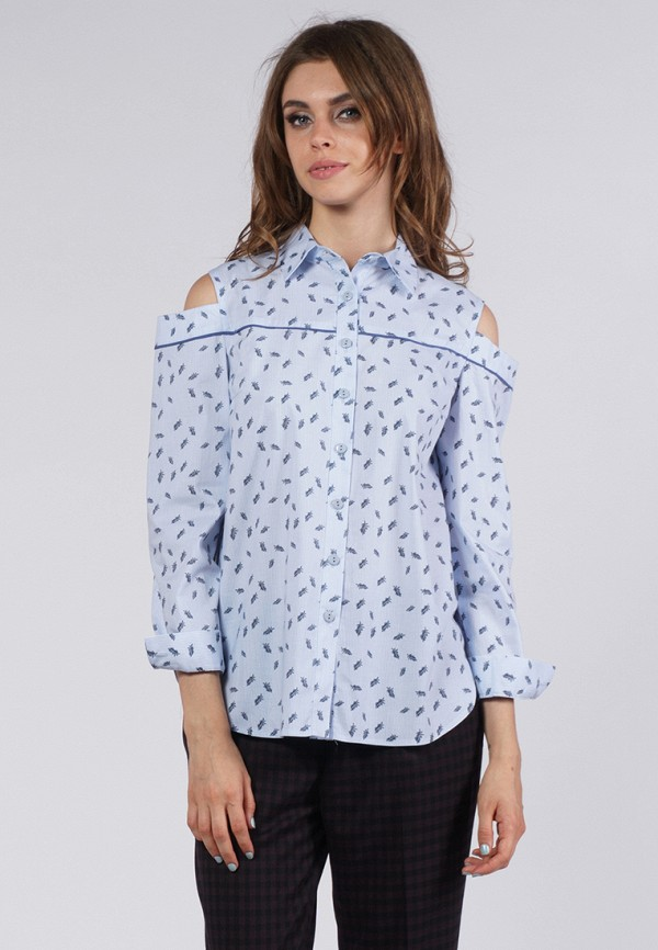 Рубашка OKS by Oksana Demchenko OKS by Oksana Demchenko MP002XW1AIVW oks w15052046044