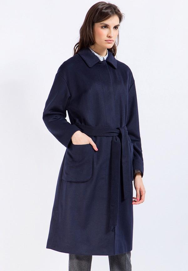 Купить Пальто Finn Flare, CHAPURIN for FINN FLARE, MP002XW1AJ1R, синий, Осень-зима 2017/2018