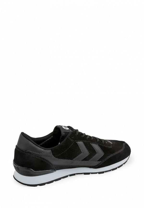 Фото 6 - женские кроссовки Hummel черного цвета