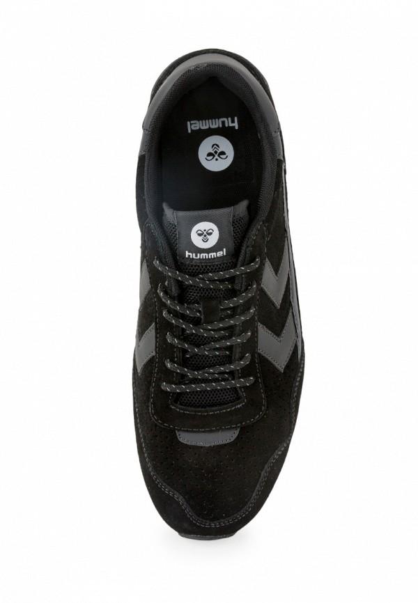 Фото 3 - женские кроссовки Hummel черного цвета