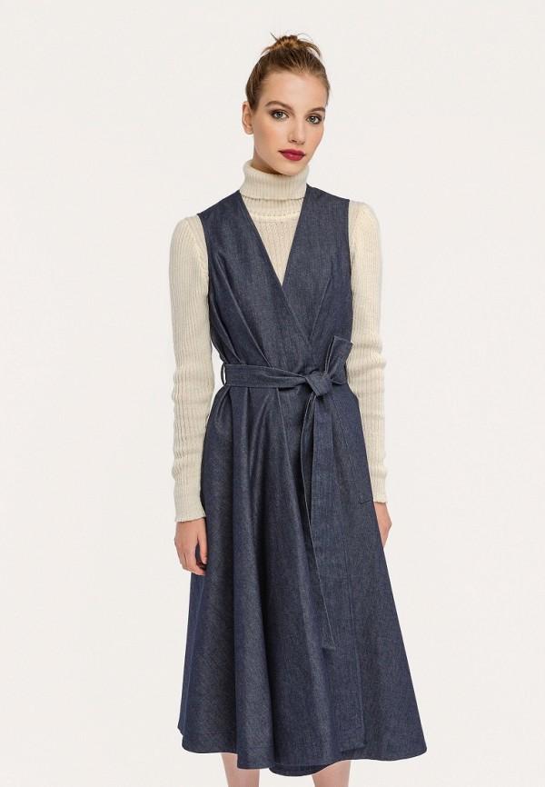 Платье джинсовое Stimage Stimage MP002XW1AMT6