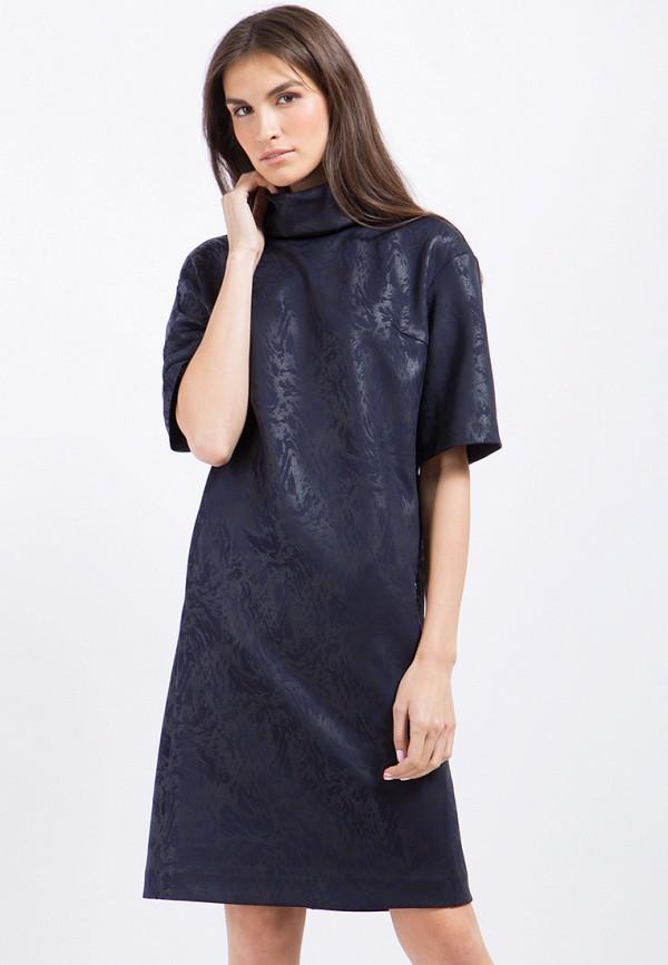 Купить Платье Finn Flare, MP002XW1ANZO, синий, Осень-зима 2017/2018