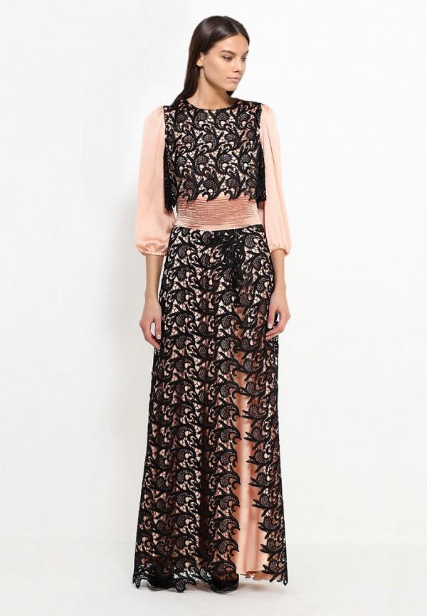 Платье Sahera Rahmani Sahera Rahmani MP002XW1AORT sahera rahmani sahera rahmani mp002xw1gii5