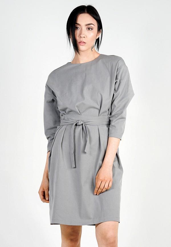 Купить Платье BURLO, MP002XW1AOVH, серый, Осень-зима 2017/2018