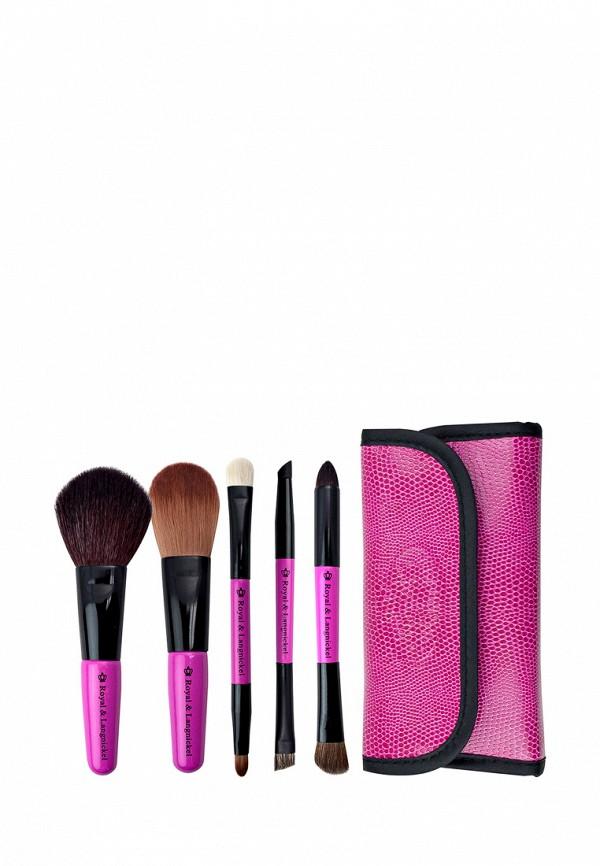 Набор кистей для макияжа Royal&Langnickel Royal&Langnickel MP002XW1APCY набор кистей 1 1104