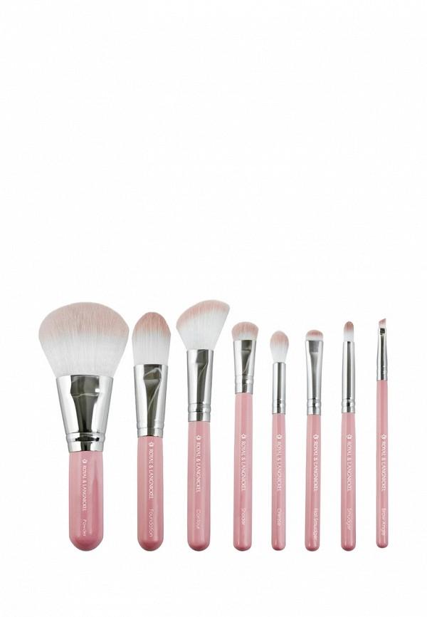 Набор кистей для макияжа Royal&Langnickel Royal&Langnickel MP002XW1APDT набор кистей 1 1104