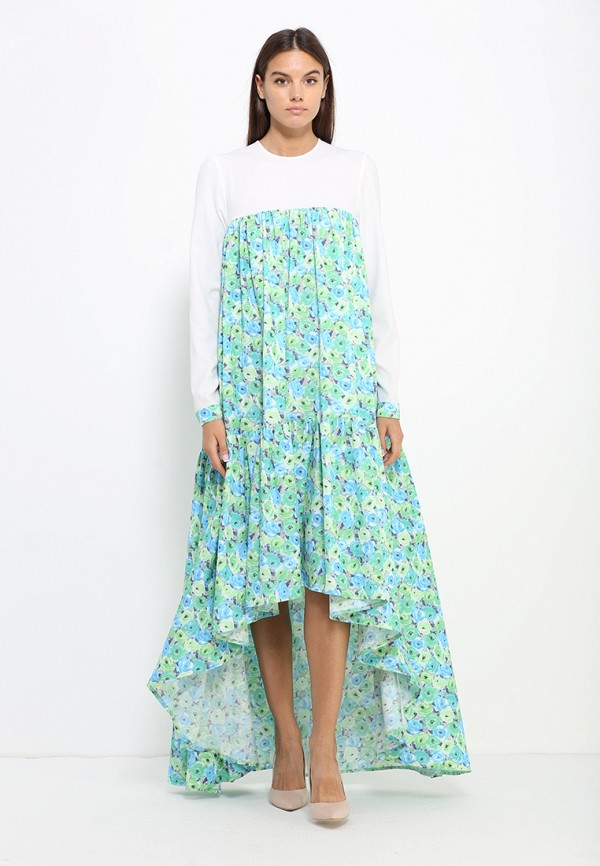 Платье Sahera Rahmani Sahera Rahmani MP002XW1APGA am 1949 фигурка зебра латунь янтарь 1276678