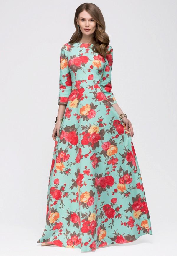Купить Платье 1001dress, MP002XW1APNM, разноцветный, Весна-лето 2018