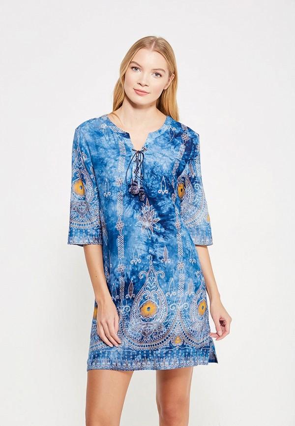 Платье домашнее Mia-Mia Mia-Mia MP002XW1AQ3O домашние халаты mia mia домашний халат yesenia xl