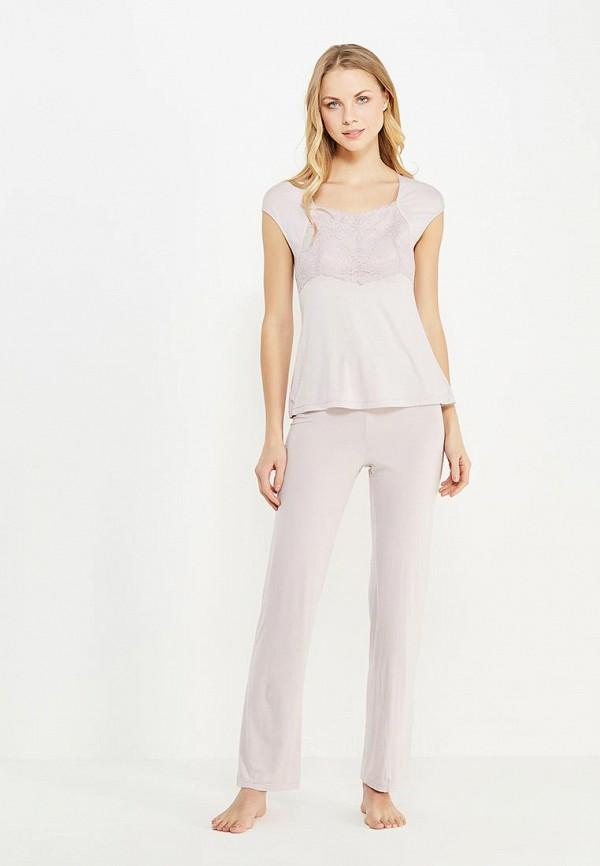 Комплект домашний Mia-Mia Mia-Mia MP002XW1AQ42 пижама жен mia cara майка шорты botanical aw15 ubl lst 264 р 42 44 1119503