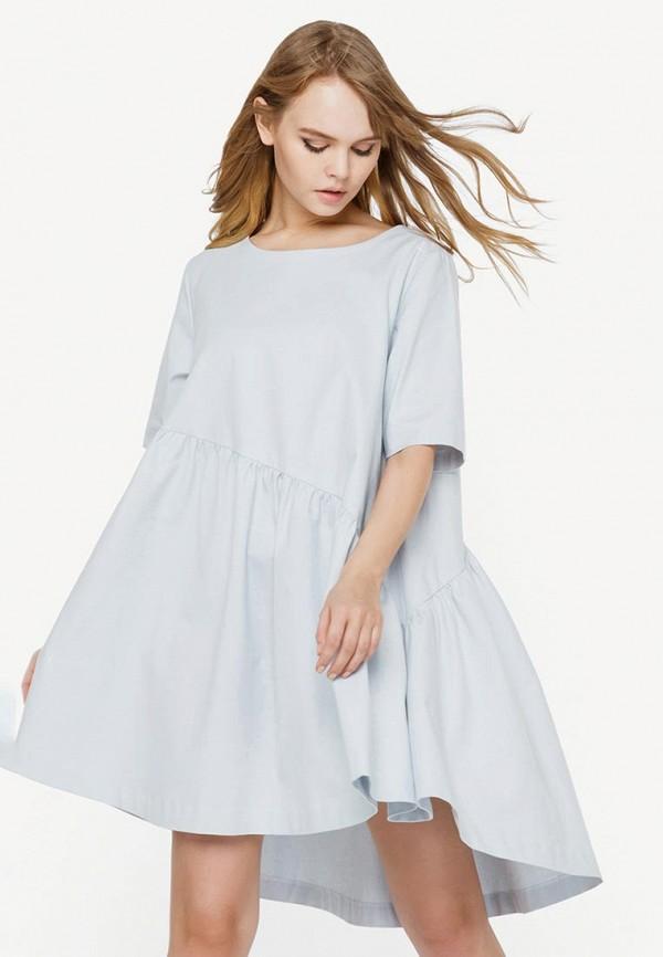 Купить Платье GK Moscow, MP002XW1AQDS, голубой, Осень-зима 2017/2018