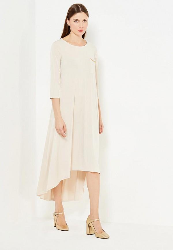Купить Платье Gold Chic Chili, MP002XW1AREO, бежевый, Осень-зима 2017/2018
