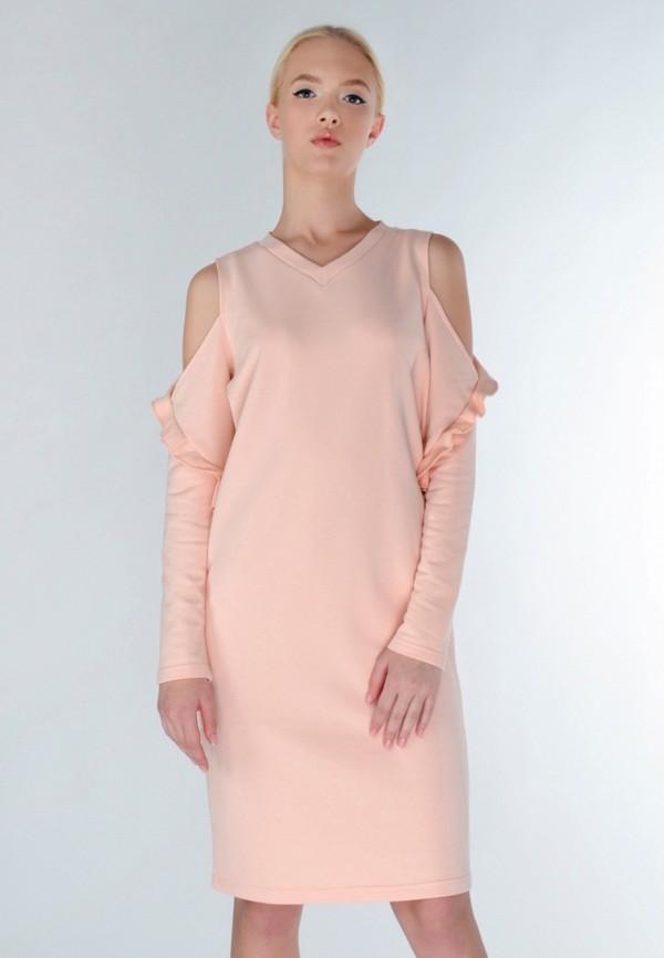 Фото - женское платье Shtoyko бежевого цвета
