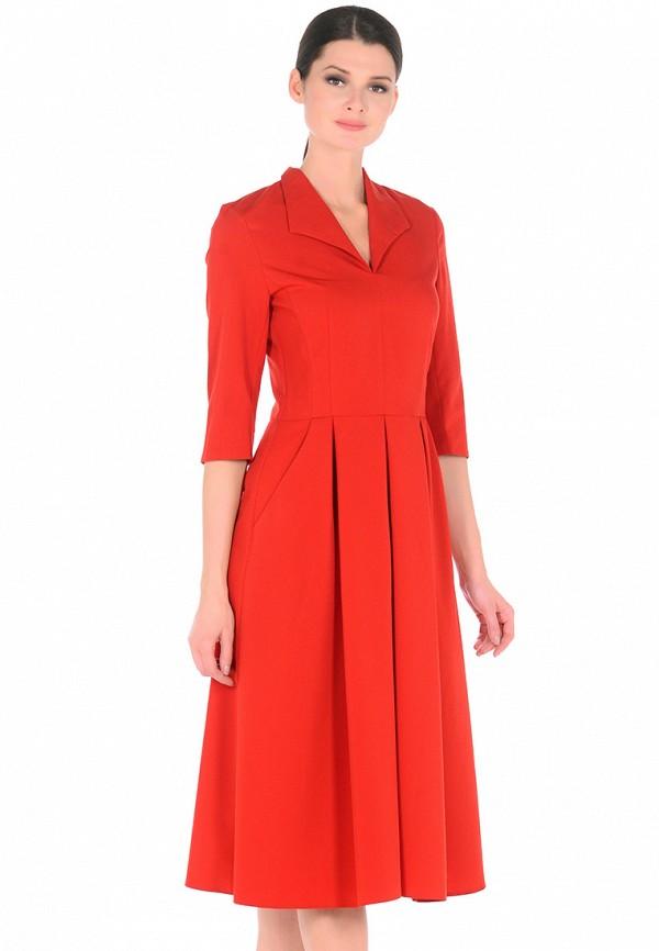 Купить Платье D'lys, MP002XW1ASS6, красный, Осень-зима 2017/2018