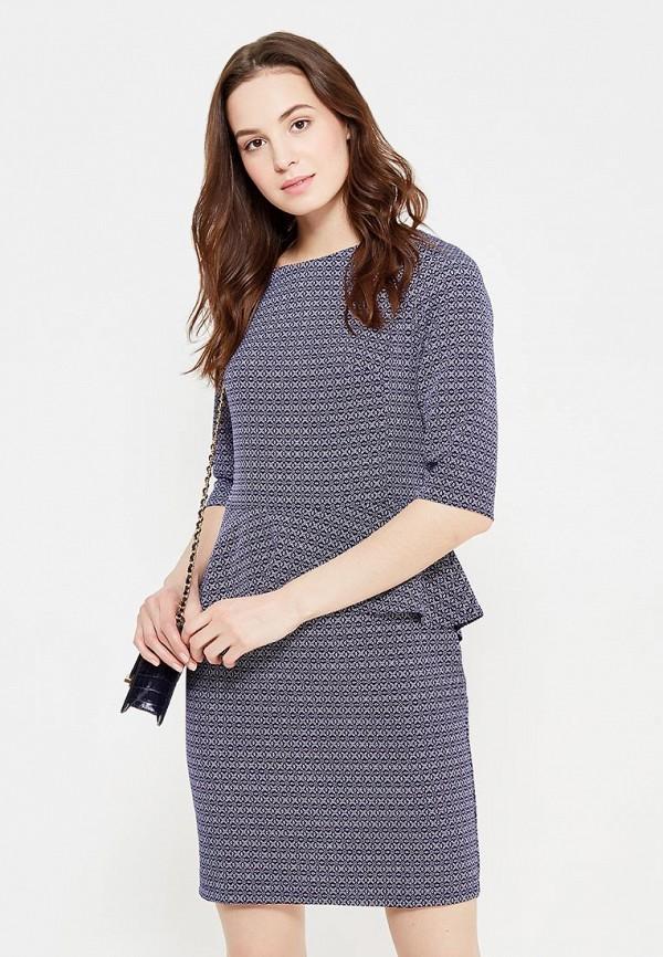 Купить Платье D'lys, MP002XW1AU7D, синий, Осень-зима 2017/2018