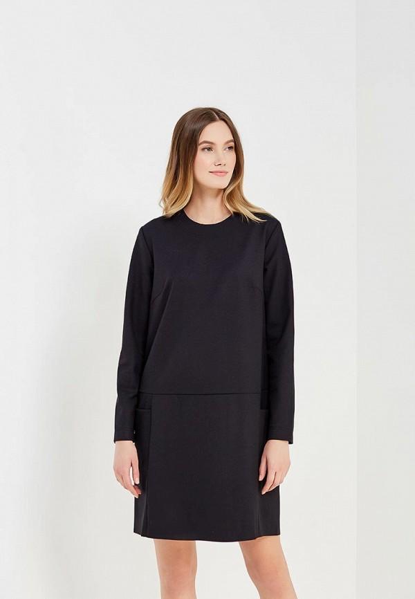 Купить Платье Cocos, MP002XW1AU8P, синий, Осень-зима 2017/2018