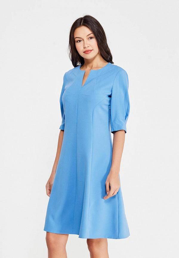 Купить Платье D'lys, MP002XW1AUGB, голубой, Осень-зима 2017/2018