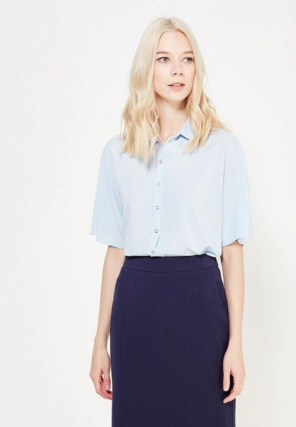 Купить Блуза D'lys, MP002XW1AUGN, голубой, Осень-зима 2017/2018