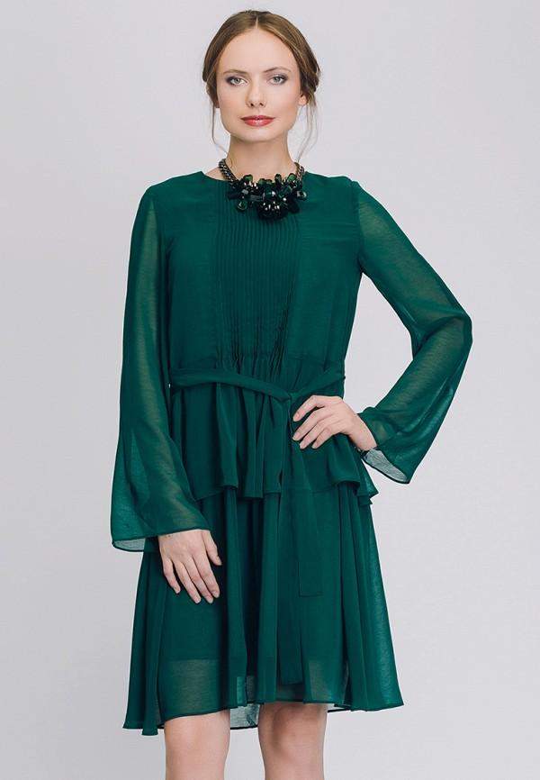 Купить Платье Cavo, MP002XW1AUPN, зеленый, Осень-зима 2017/2018
