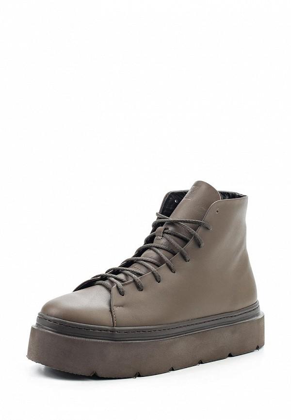 Купить Ботинки Poblenou, MP002XW1AV1G, коричневый, Осень-зима 2017/2018