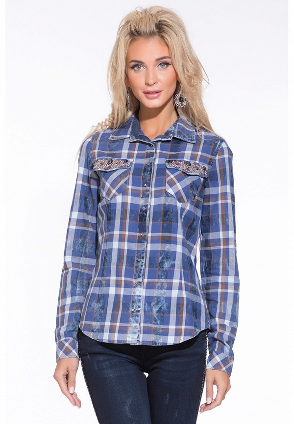 Рубашка DSHE DSHE MP002XW1AVAO цена и фото