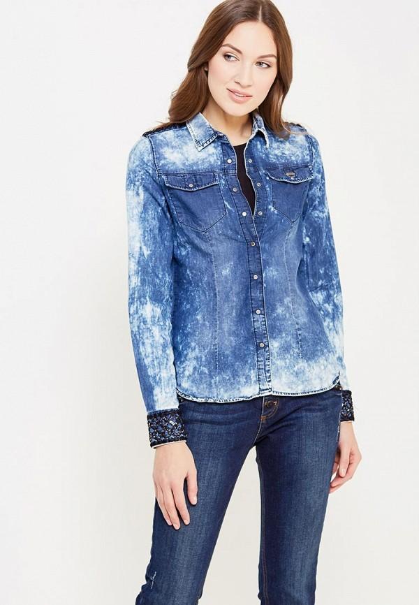 Рубашка джинсовая DSHE DSHE MP002XW1AVAQ платье yumi yumi платье