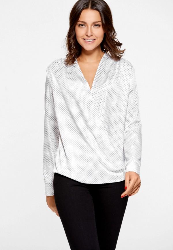 Купить Блуза SoloU, MP002XW1AVCR, белый, Осень-зима 2017/2018