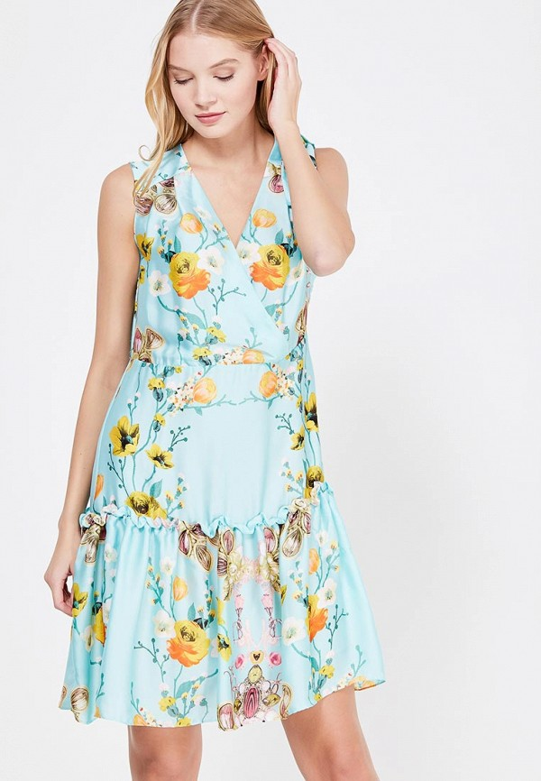все цены на Платье L1FT L1FT MP002XW1AXD9