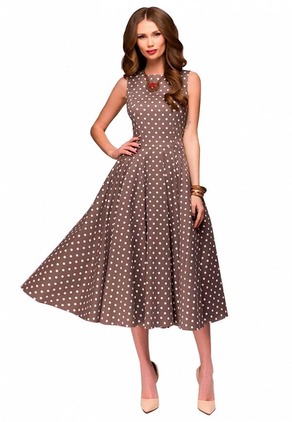 Платье 1001dress 1001dress MP002XW1AXIY платье 1001 dress цвет бежевый