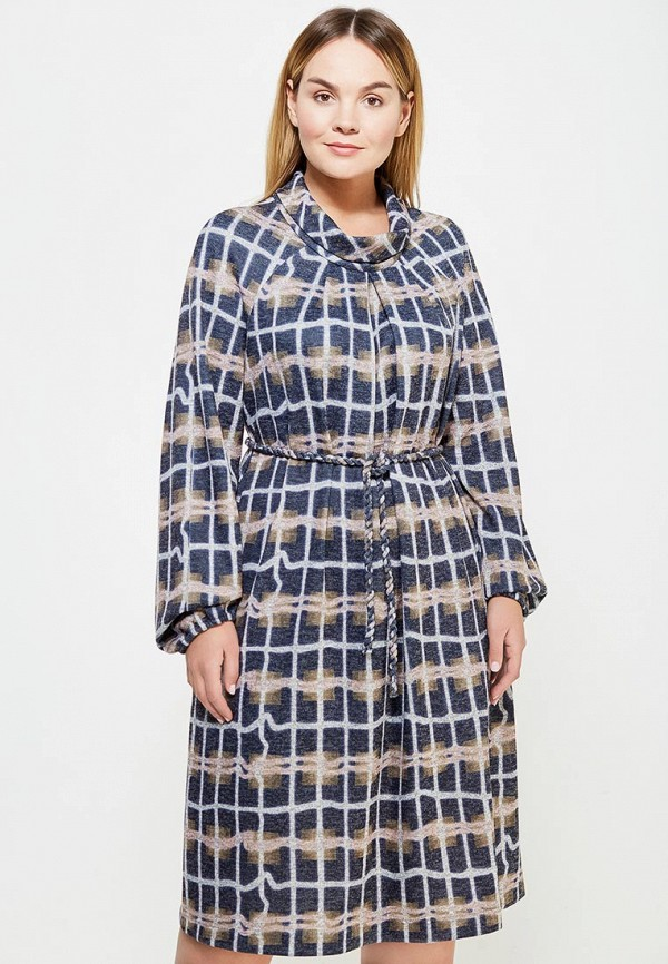 Платье Авантюра Plus Size Fashion Авантюра Plus Size Fashion MP002XW1AXZG платье goddiva size plus goddiva size plus go015ewmpl70