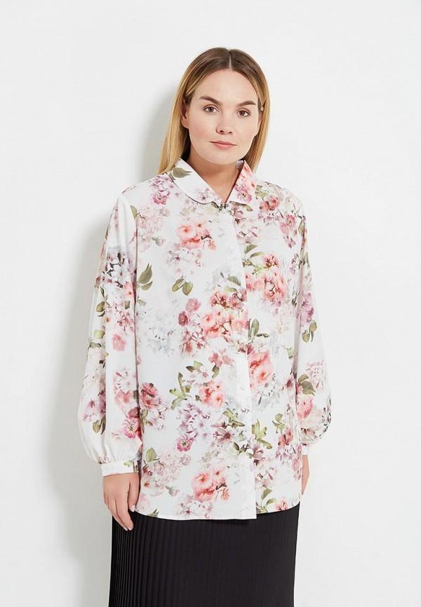 Блуза Авантюра Plus Size Fashion Авантюра Plus Size Fashion MP002XW1AXZO платье goddiva size plus goddiva size plus go015ewmpl70